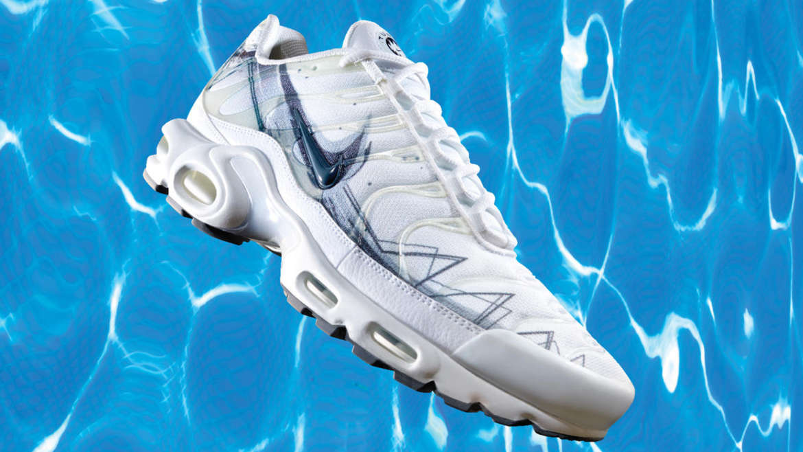 La Requin translates from French to English as Air Max Plus (and shark).  Nike is playing on the nickname to craft a couple of Air Max Plus colorways  for ... 7a3f89e49b1