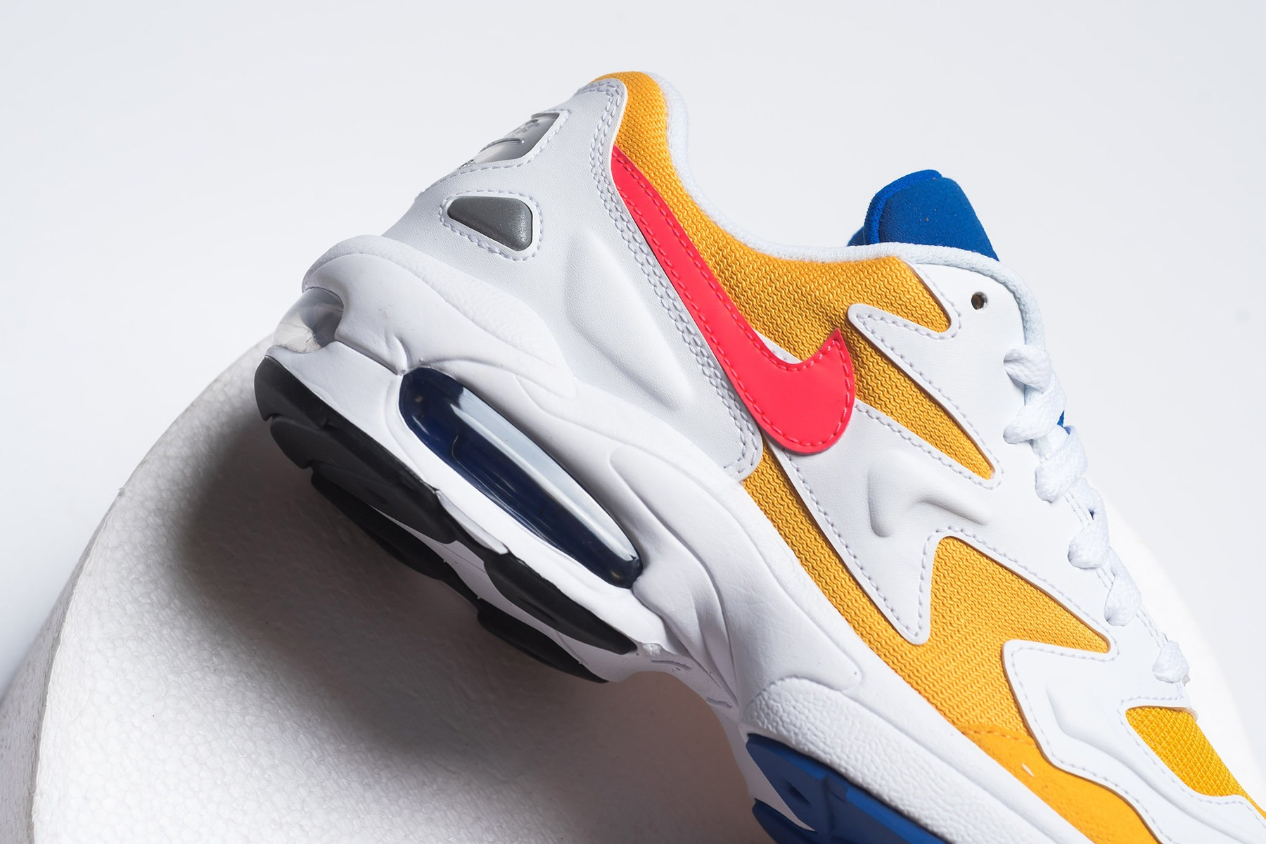 """Nike Sportswear s recent retro release of the Air Max2 Light is active this  week with another colorway drop. The 1994 era runner is known for having """"  ... af11c9ab1"""