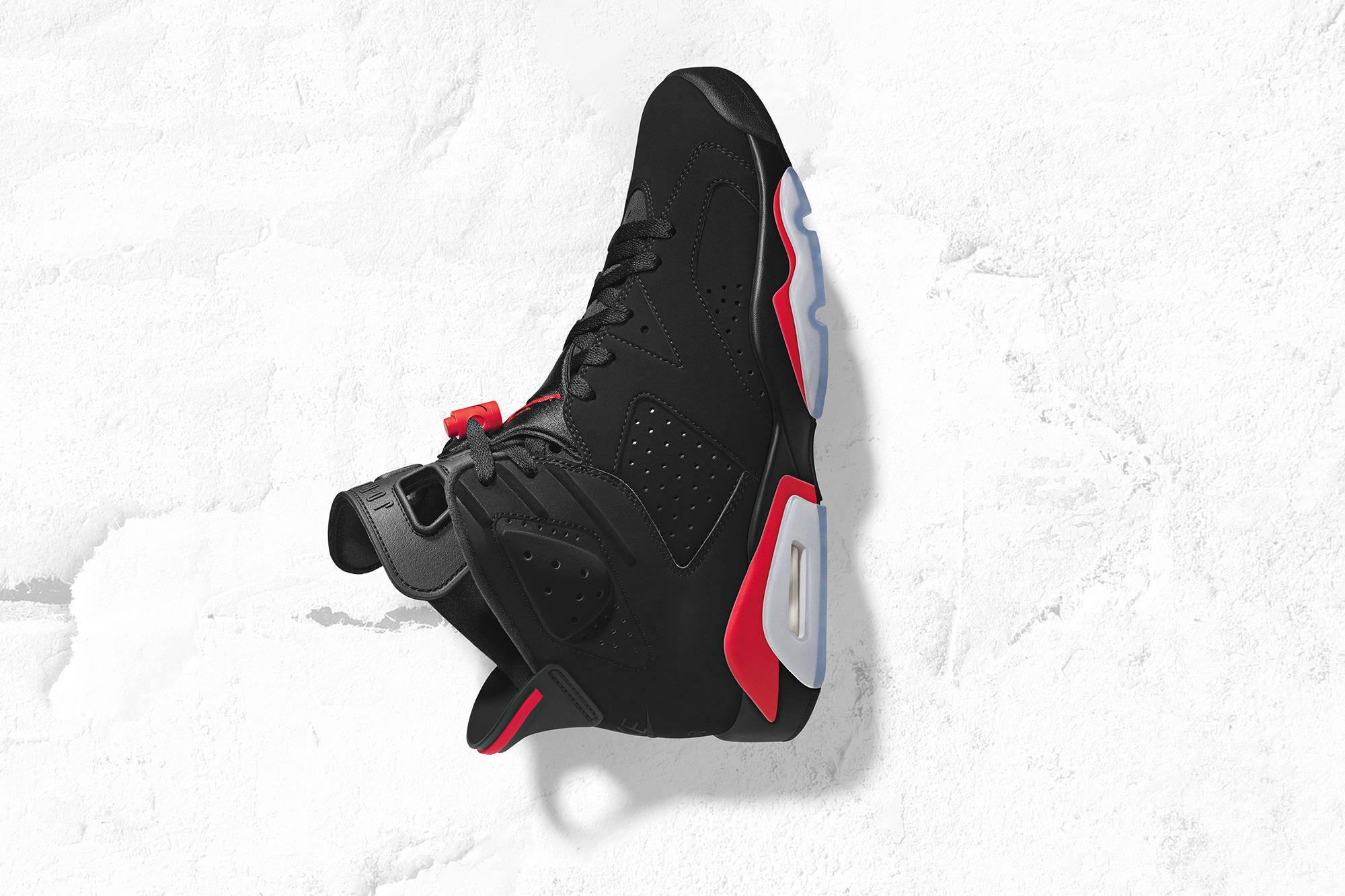 Air Jordan 6 OG Infrared