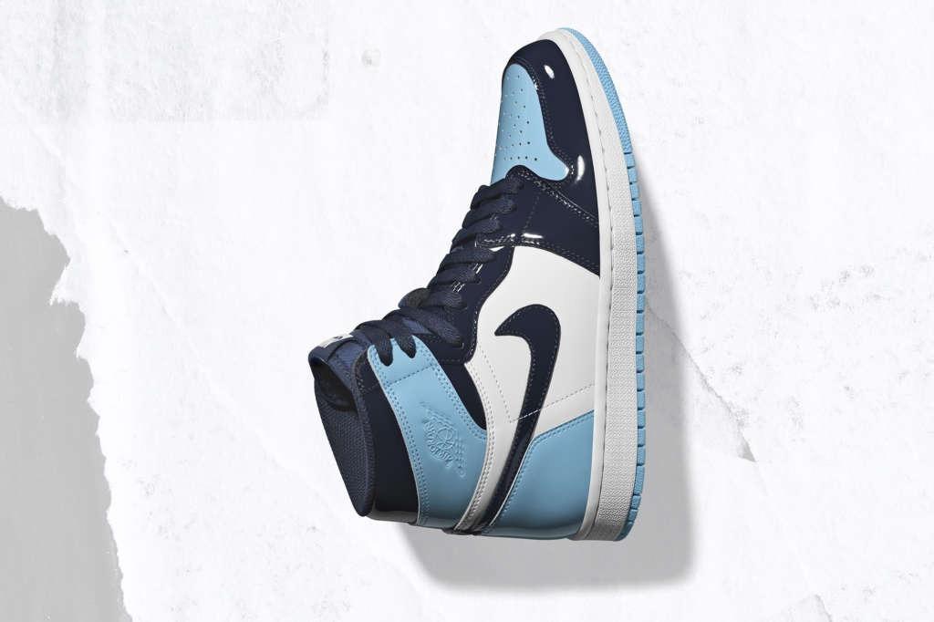 """Women's Air Jordan 1 High OG """"Blue Chill"""""""