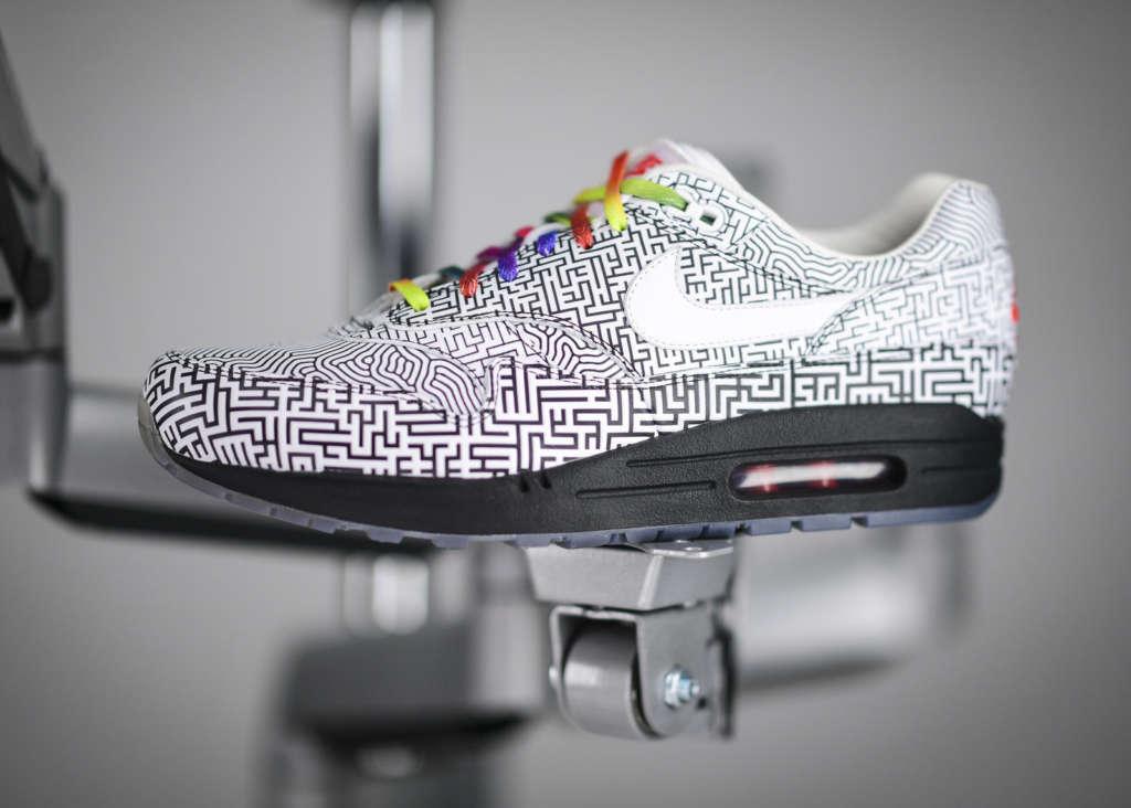 Nike Air Max 1 Tokyo Maze, by Yuta Takuman