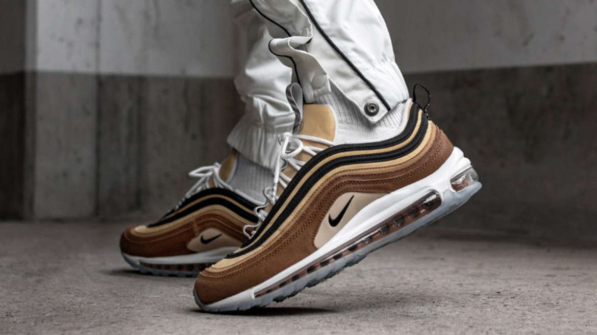 Nike Air Max 97 Shipping Box