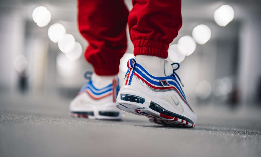 Nike Air Max 97 Inspired By 1991 Nba All Star Jersey Eukicks