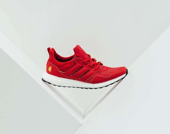 Adidas Originals UltrabootEddie Huang CNY