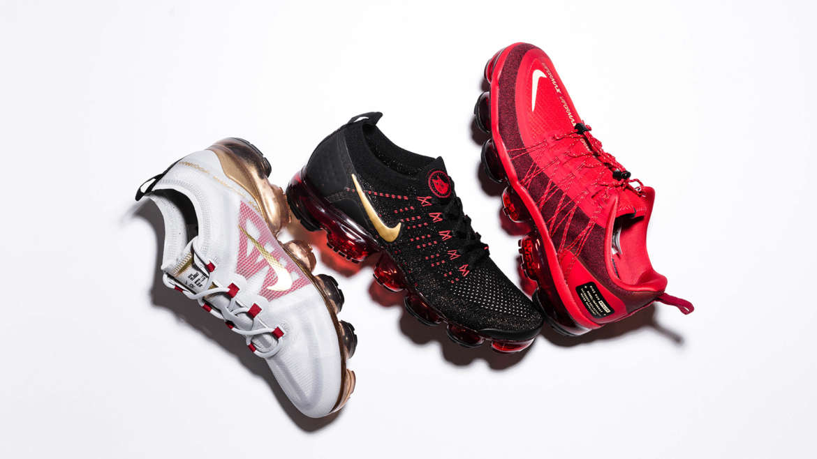 305da6e8991 Nike Running is celebrating the Chinese New Year with a collection of  themed Air VaporMax sneakers. The collection includes the Air VaporMax Run  Utility in ...