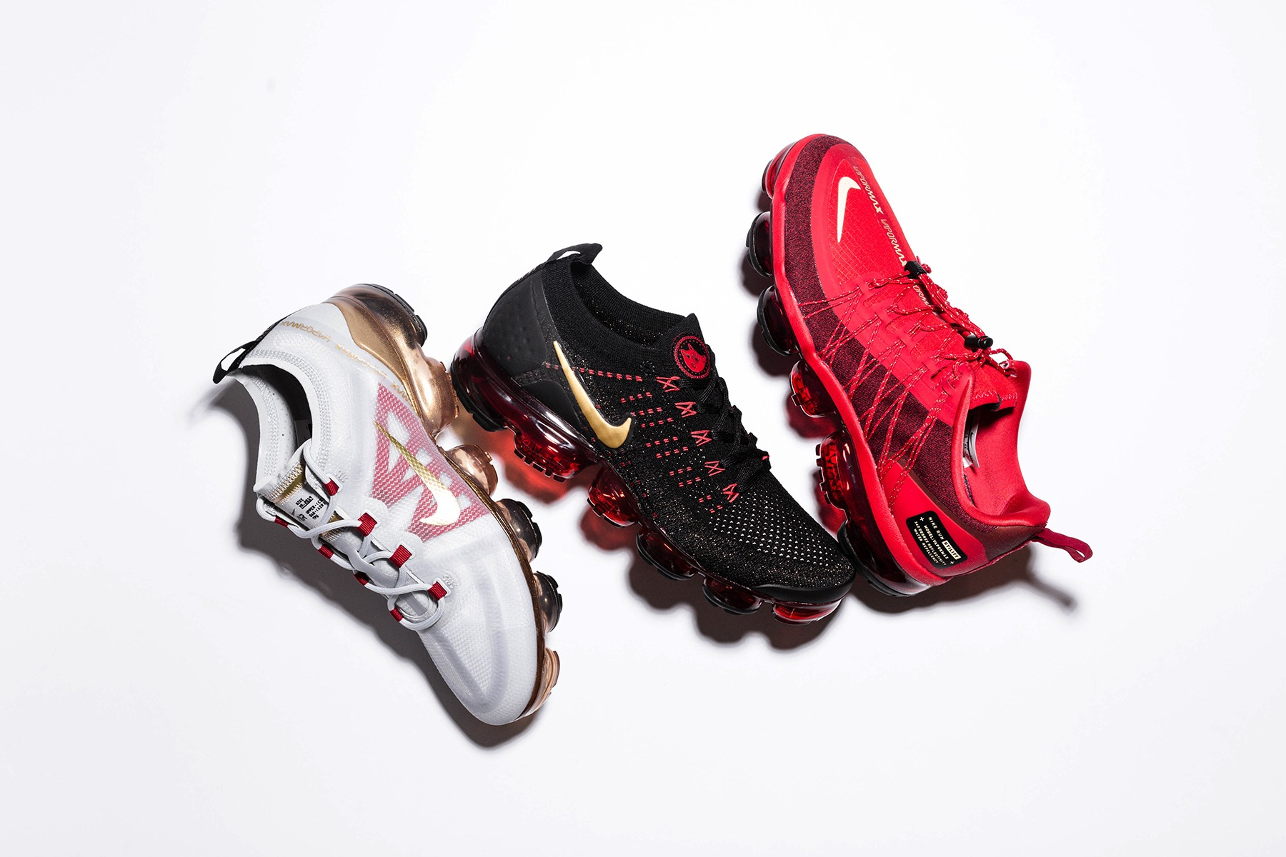 1cfaee7e1f9 Nike Running is celebrating the Chinese New Year with a collection of  themed Air VaporMax sneakers.