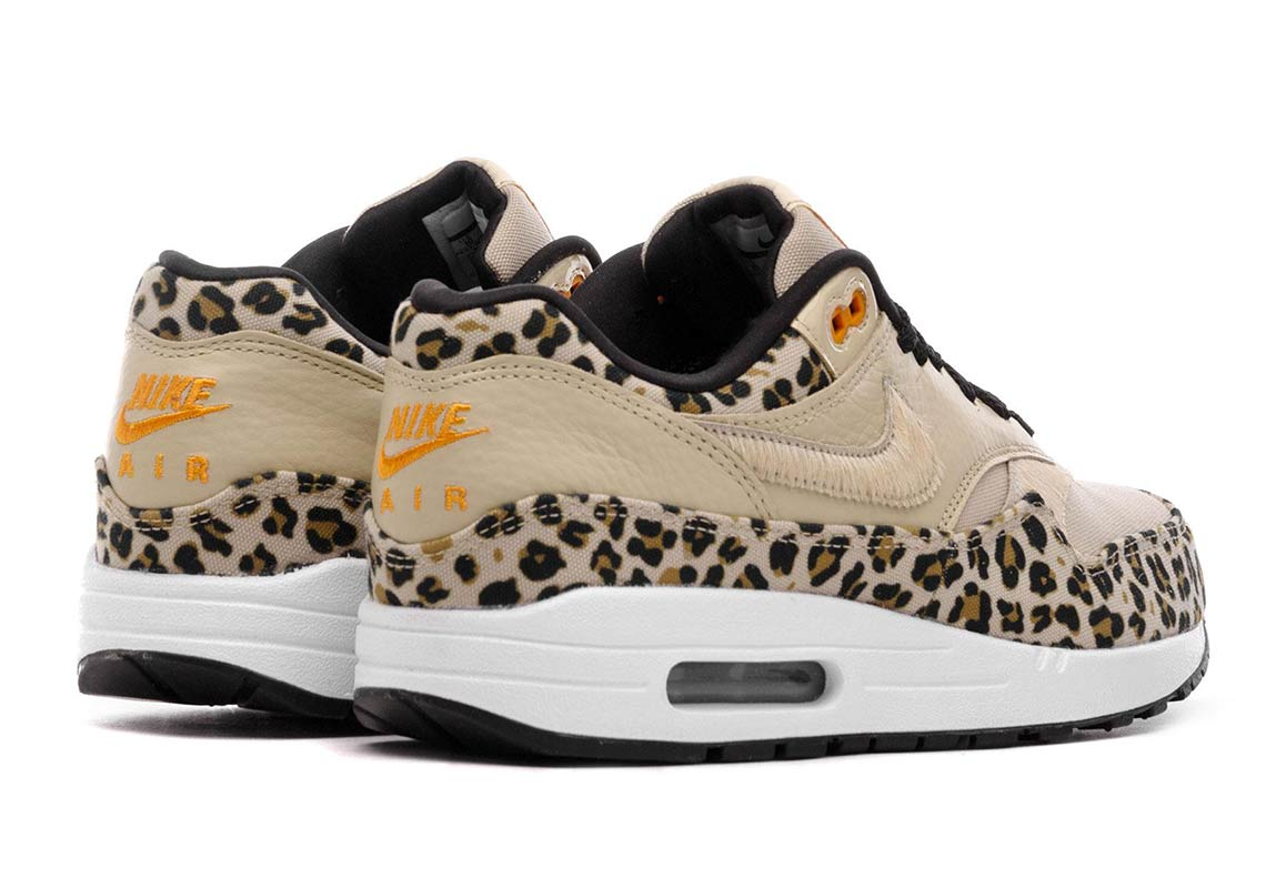 quality design 1f1a8 f240e For the spring season, Nike Sportswear is working with leopard prints to  style a collection of sneakers in women s sizes. As we recently posted, the Air  Max ...
