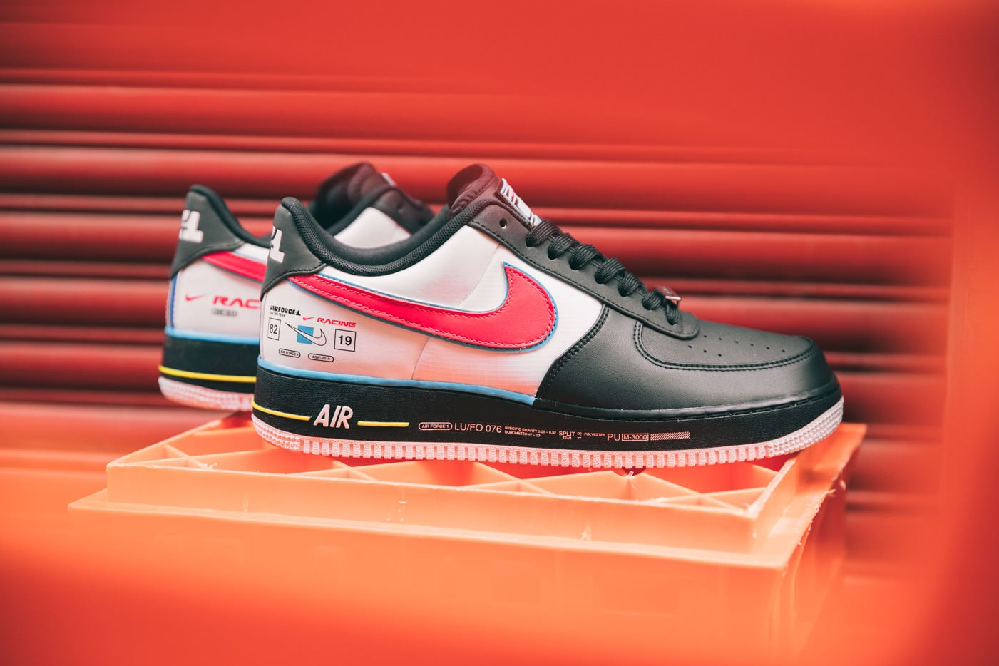 Nike Air Force 1 Low Racing Release Date | SneakerFiles