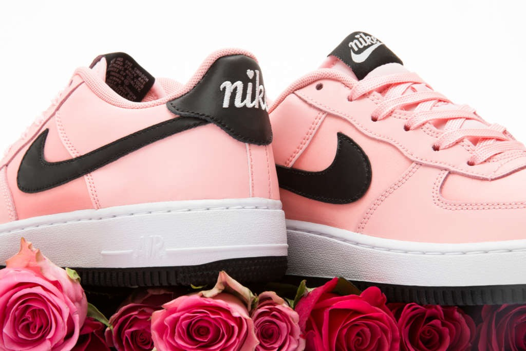 check out 9b711 9493b GS sized for girls and women, the sneaker will launch on the 9th of  February at shops that include Swiss based Titolo.