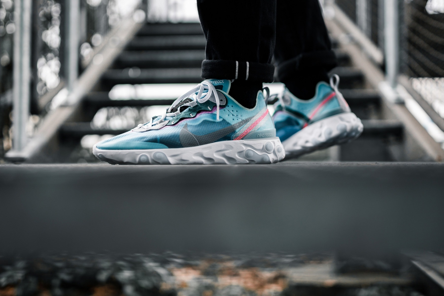 fashion outlet store sale for whole family Nike React Element 87 in Royal Tint for Spring 2019 - EUKICKS