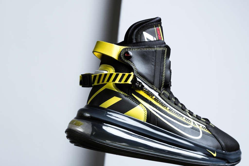 Nike Air Max 720 Saturn QS ALL STAR MOTORSPORT Drop Today