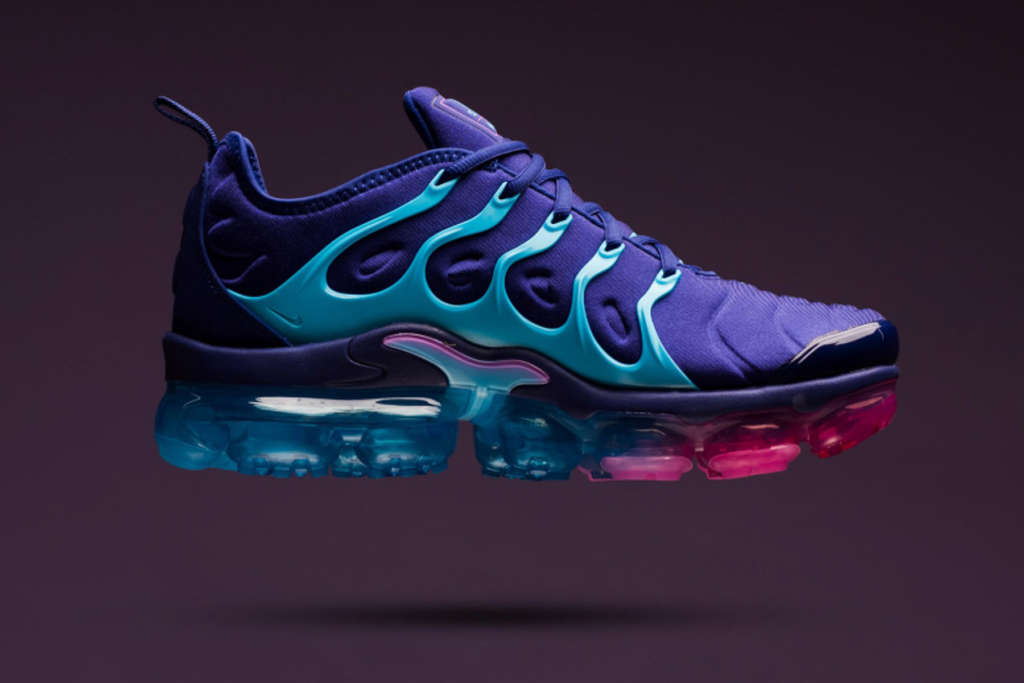 e0c5a4d73eacd Nike Air VaporMax Plus in Regency Purple   Light Blue Fury - EUKICKS