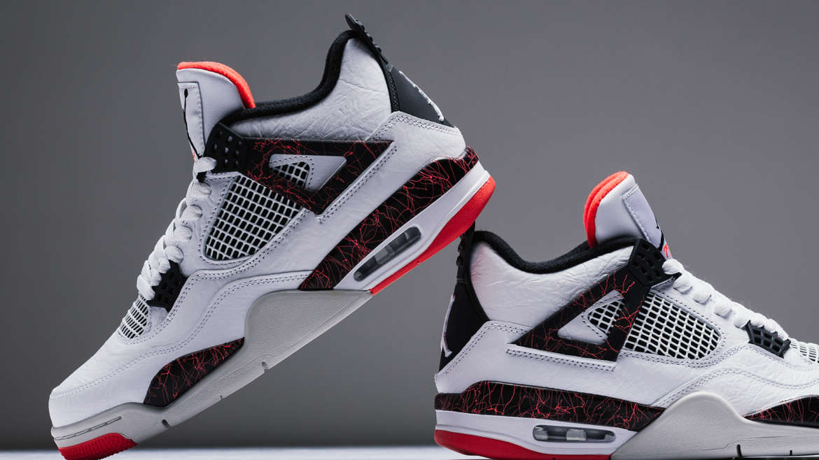 4ae9bc86bbd When the Air Jordan IV was released in 1988