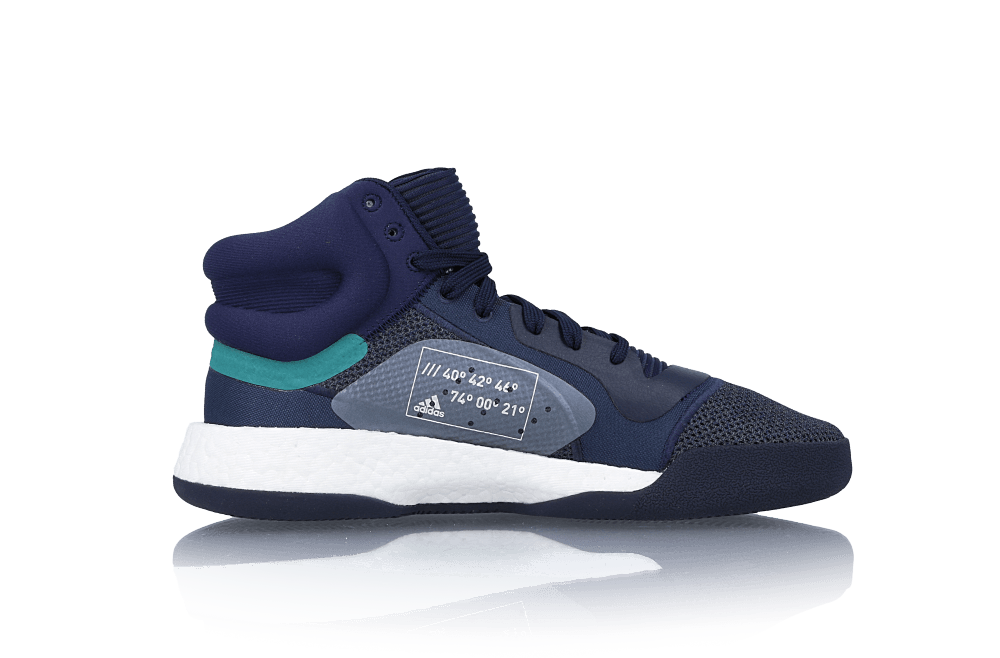 adidas Marquee Boost Collegiate Navy/ Grey