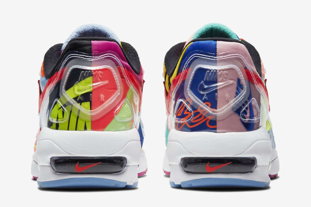 98bdbada1e6 ... Air Max2 Light. The Tokyo based shop s bold and contrasty treatment of  the retro runner will launch on the 5th of April. Nike.com s SNEAKERS app  is an ...