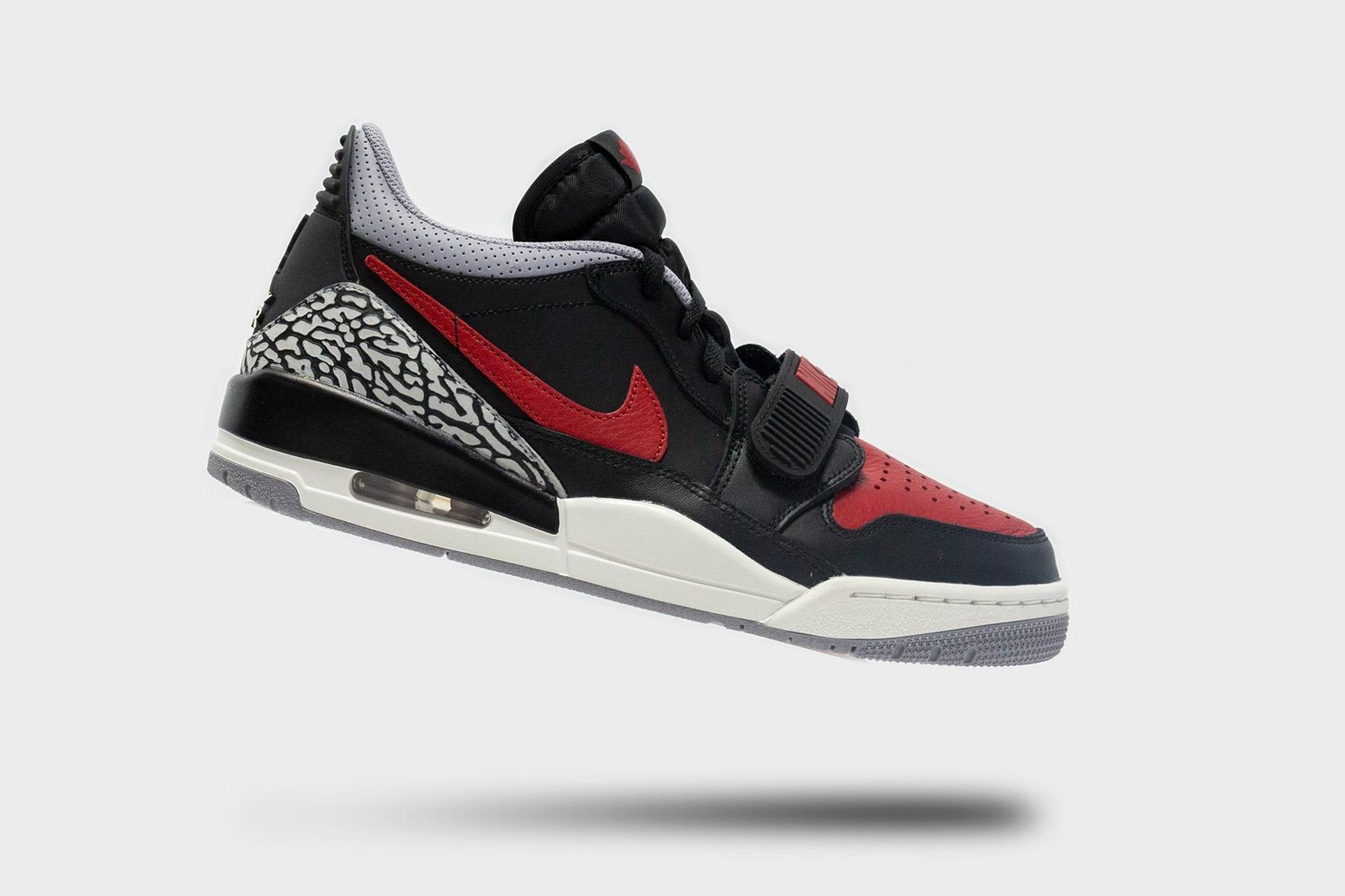 Air Jordan Legacy 312 Low in Black