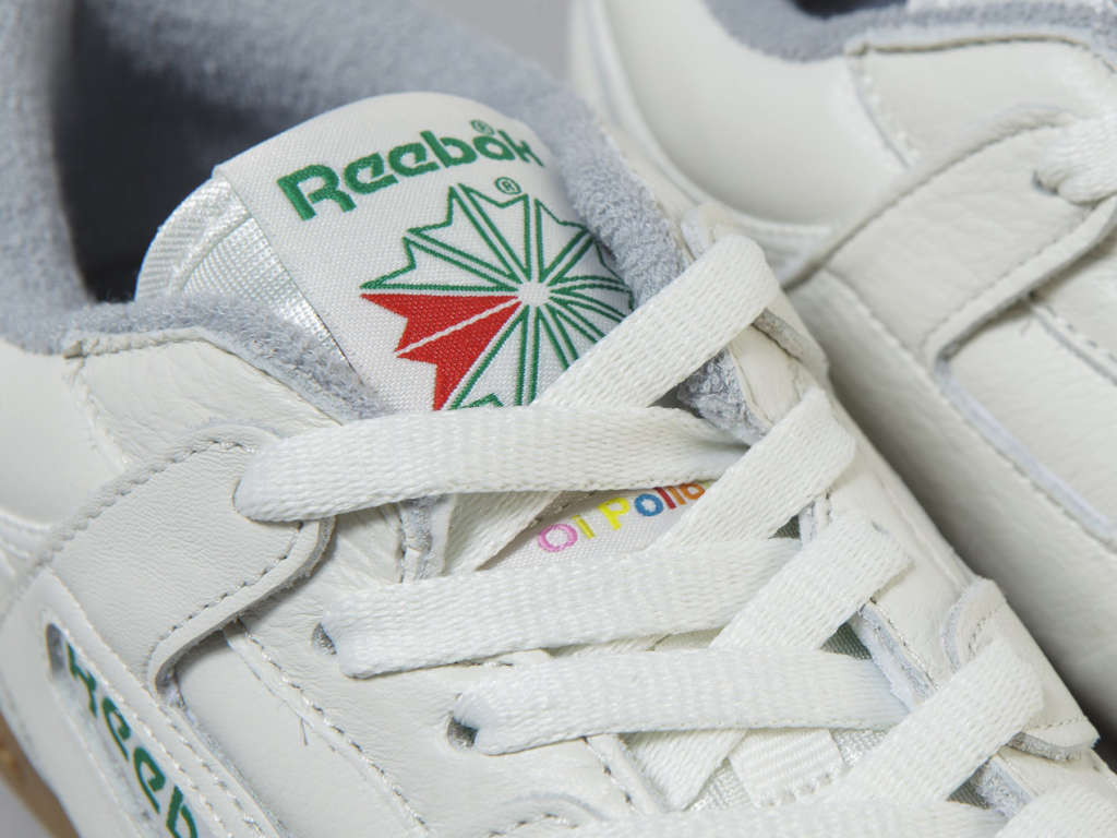 Oi Polloi x Reebok Workout Clean MU - EUKICKS
