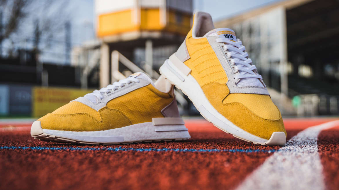 3436a4276 adidas Originals is dedicating its latest I-5923 and ZX 500 RM drops to a  bizarre moment in Olympic Games history. In 1972
