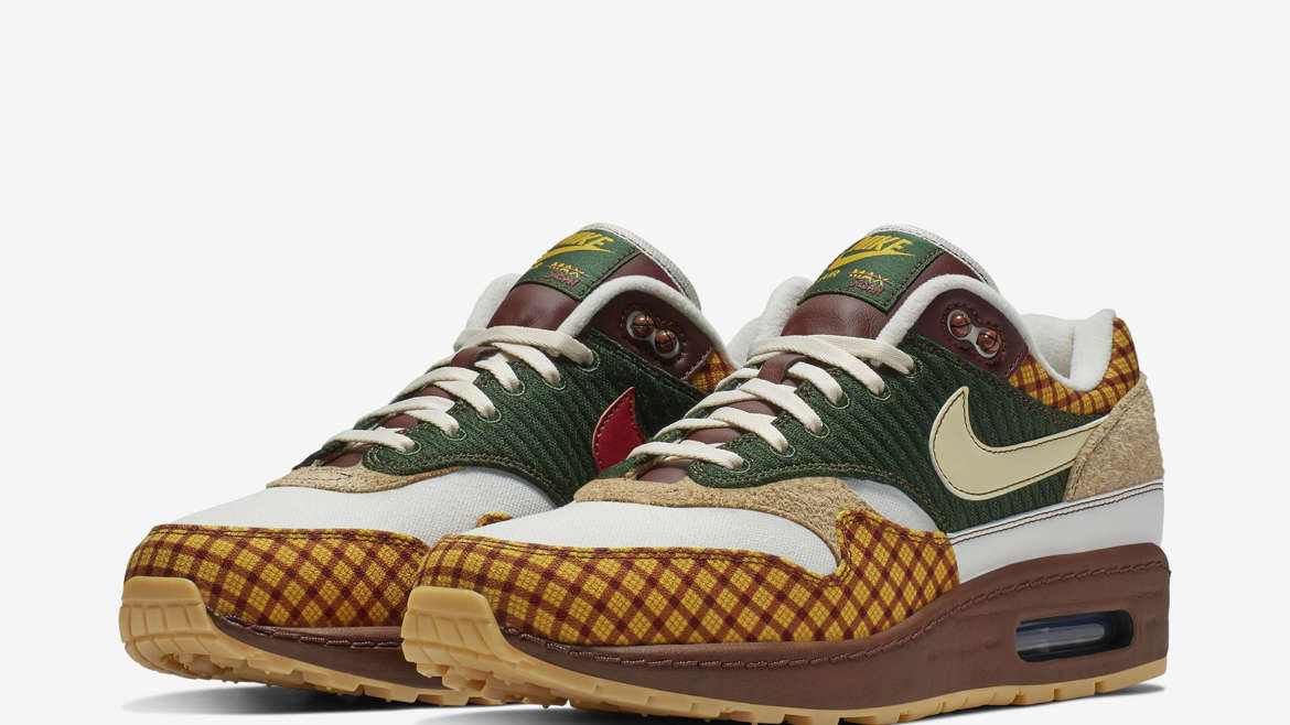c106c4d87818 The studio is launching their latest film on Friday, the 12th of April,  Missing Link. And Nike has created an Air Max 1 ...