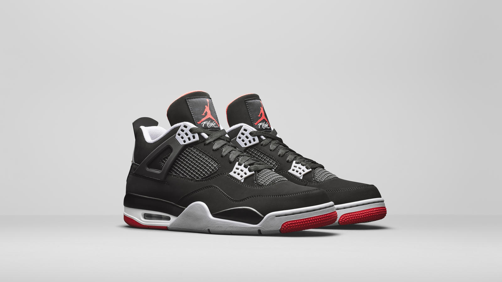 uk availability 42399 d3c11 On May 4th, Jordan Brand will continue its 30th anniversary celebration of  the Air Jordan 4 Retro with the release of the BRED colorway.