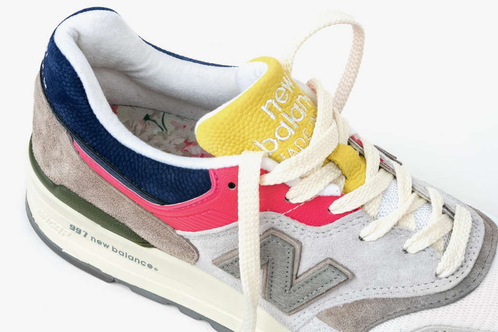 """0a8df8e2d3ed5e ... the Aimé Leon Dore x New Balance 997 """"Canary Yellow"""" will release on  the 19th of April. END has the sneaker now listed on its Launches Platform."""