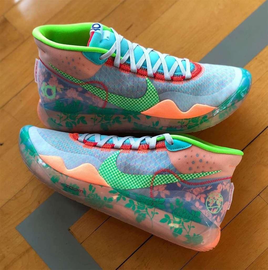 cadd0821f5c Nike KD 12 EYBL   First Look - EUKICKS