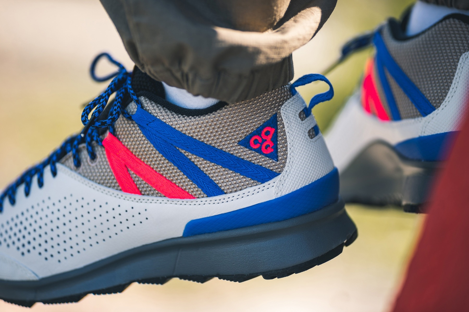 best sneakers 94a72 446d9 This season Nike ACG is launching a new silhouette, the React Terra Gobe.  The All Conditions Gear subset of Nike is also dropping some of his classic  ...