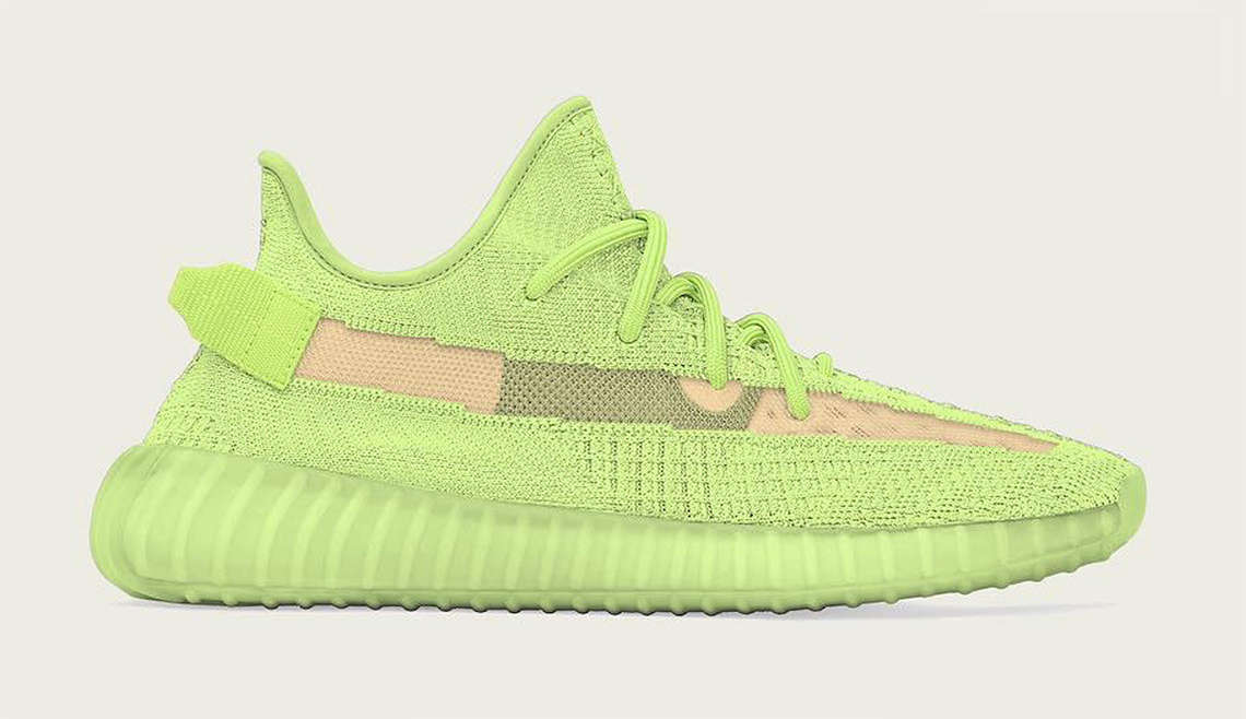b8673d27e The glow-in-the-dark edition of the adidas YEEZY BOOST 350 V2 is on the  calendar to release on the 25th of May. Check select adidas Originals  dealers for ...