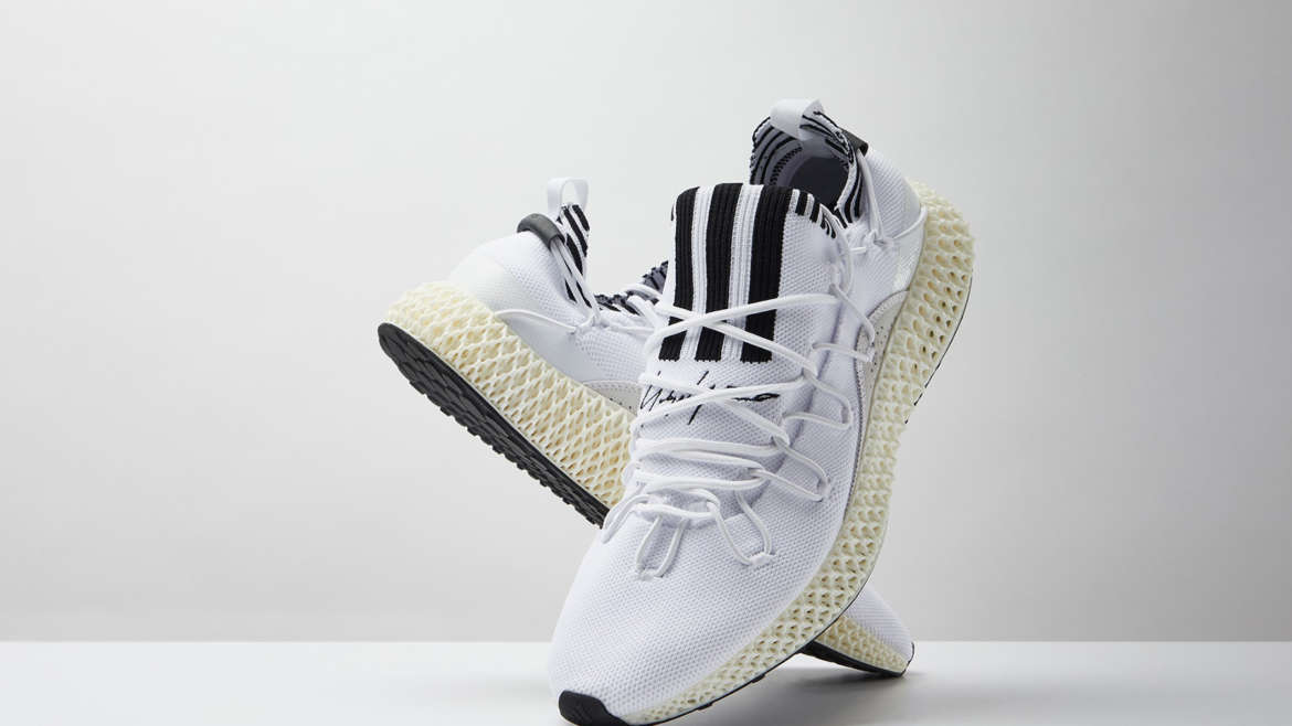 new product 915c4 8f48a On that date, adidas Y-3 will release the RUNNER 4D II. Powered by the 4D  cushion system, the sneaker s upper features a mostly mesh ...