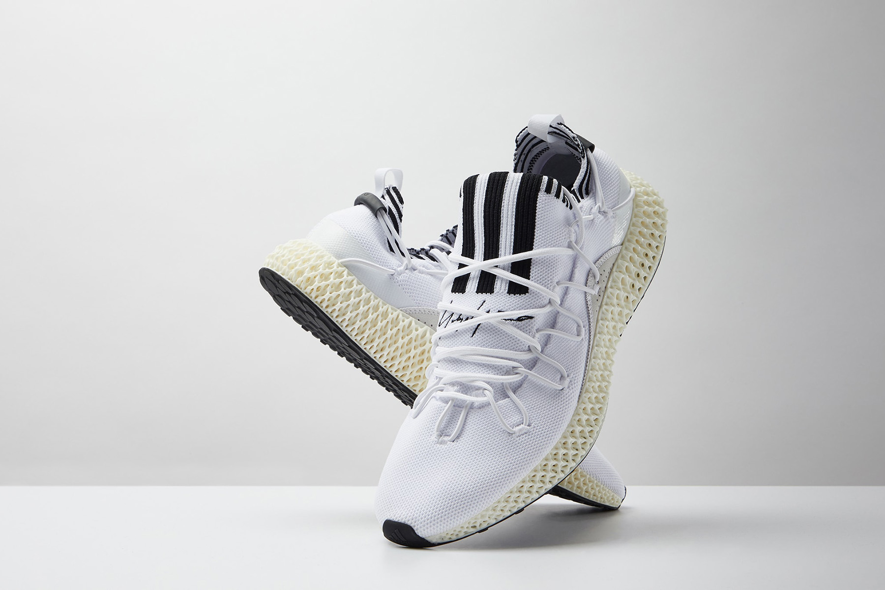 brand new 23f2e 99916 Mark your calendar for the 2nd of May. On that date, adidas Y-3 will release  the RUNNER 4D II. Powered by the 4D cushion system, the sneaker s upper ...