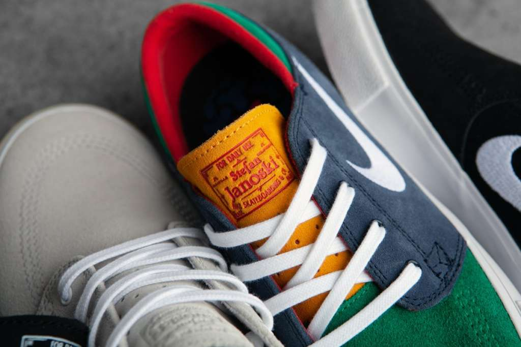 best sneakers 3e889 7e4cf Find all of the colorways of the Janoski pictured here at Flatspot.
