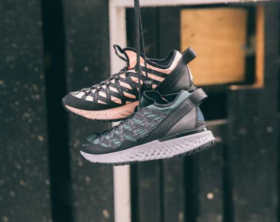 ff2da85d8eb Nike ACG React Terra Gobe in Two Colorways for May 2019