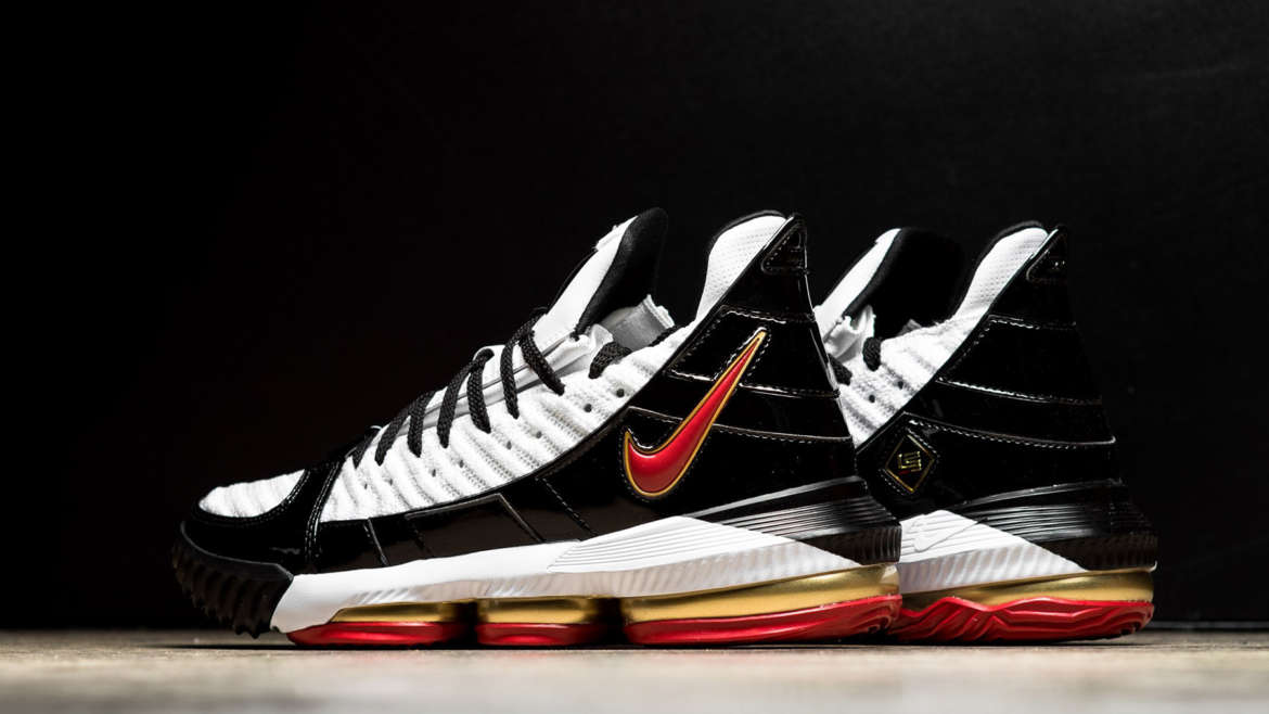 a3f9e59ae8d9c Inspired by the LeBron 3  Remix  – a player exclusive that blended multiple  LeBron silhouettes into one – the LeBron 16  Remix  is a new premium  concept ...