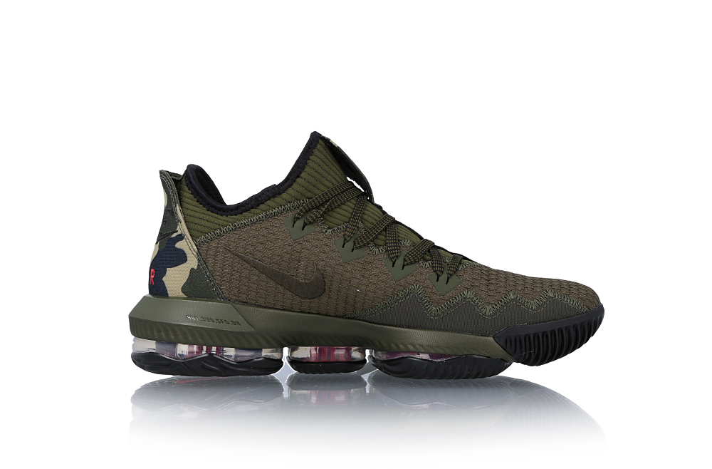 LeBron 16 Low Camo