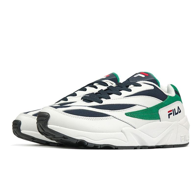 FILA V94M in White/ Green/ Black - EUKICKS
