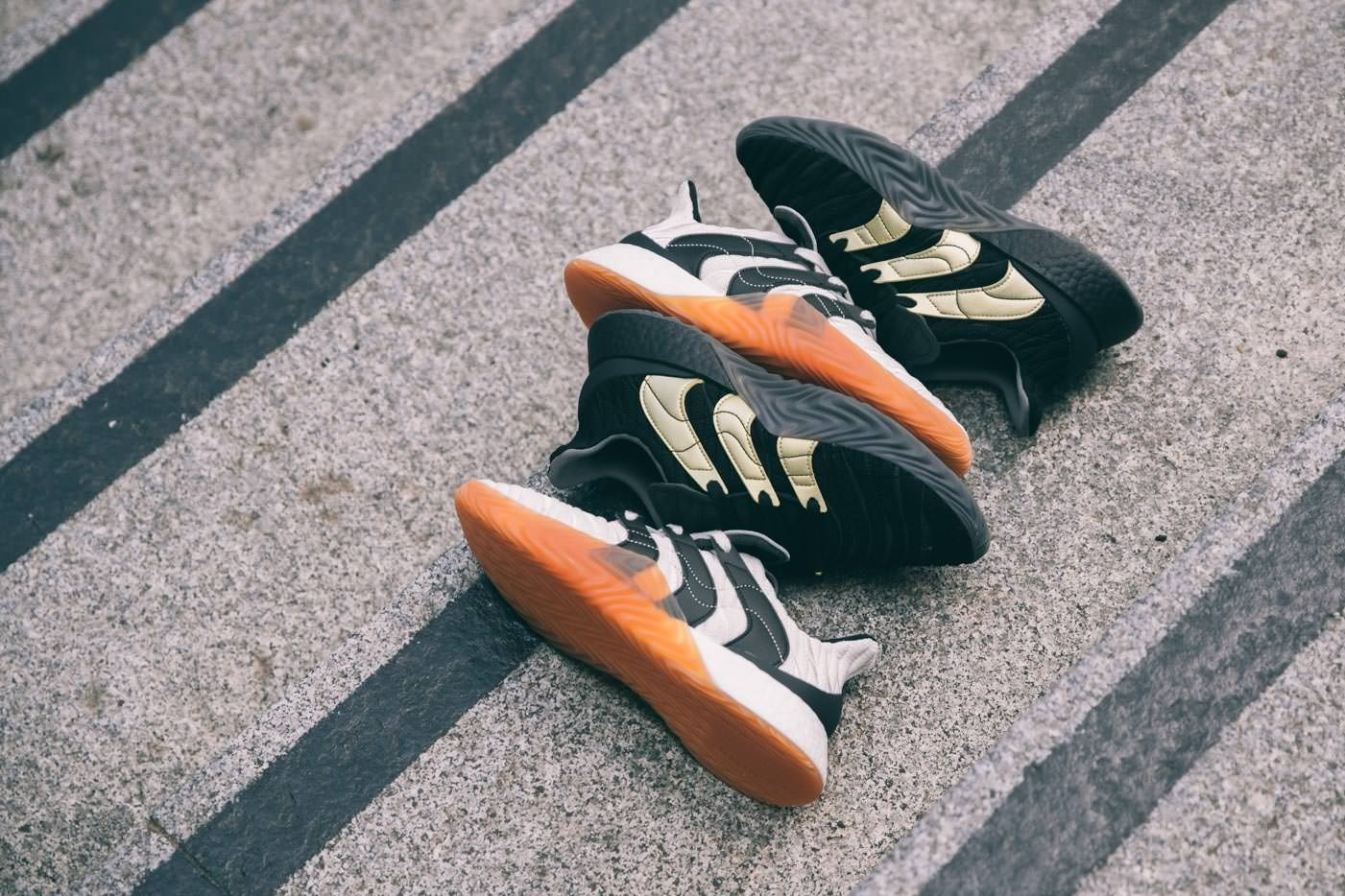best cheap b21be 6407d The football boot inspired Sobakov is being given a BOOST upgrade this  season. In addition to the sivasdescalzo collaborative release, the kicks  are ...