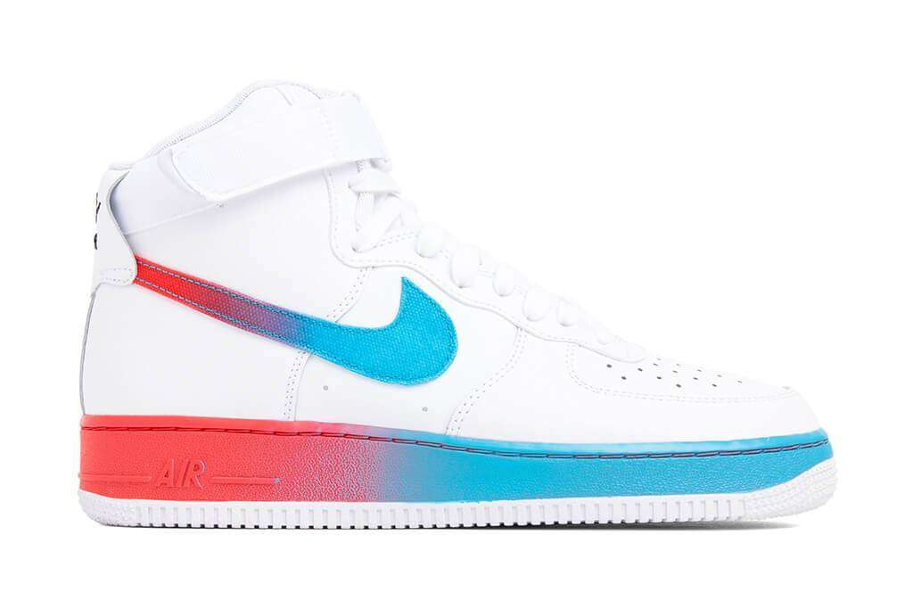 Nike Air Force 1 '07 LV8 in Three Gradient Colorways for ...
