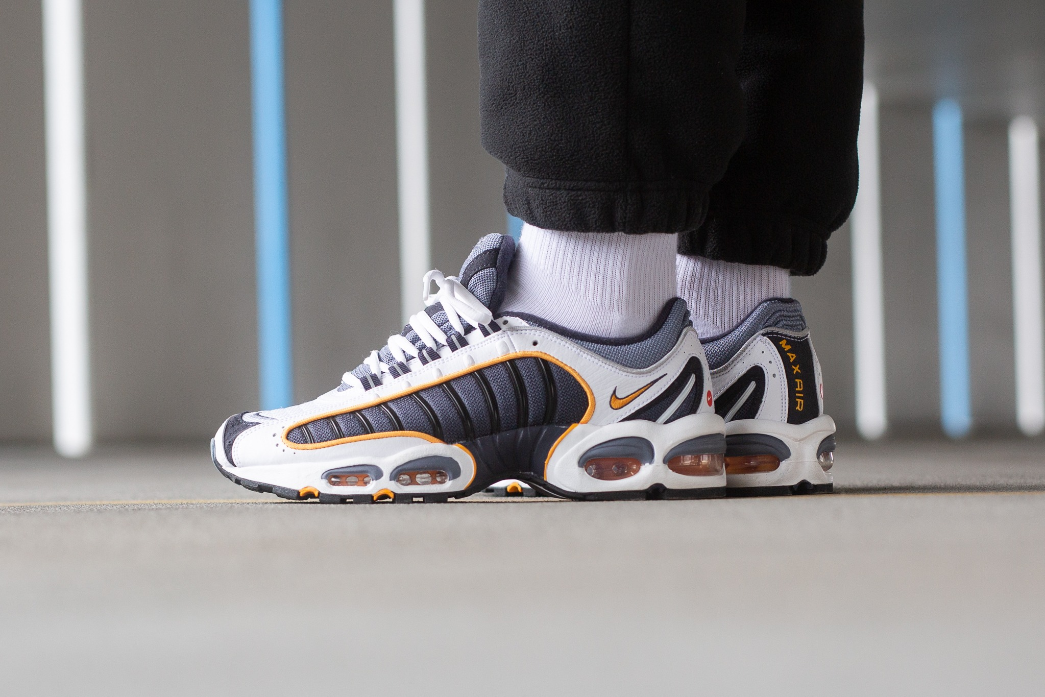2b6522afb7 The Tailwind franchise hit the ground running in the late '70s, but in 1999  Nike introduced a well cushioned Air Max Tailwind IV—best known for its  radical ...