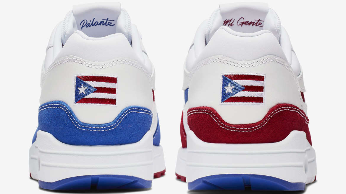0290b10258e6 To commemorate the annual Puerto Rican Day Parade in NYC, this Air Max 1  gears up ...