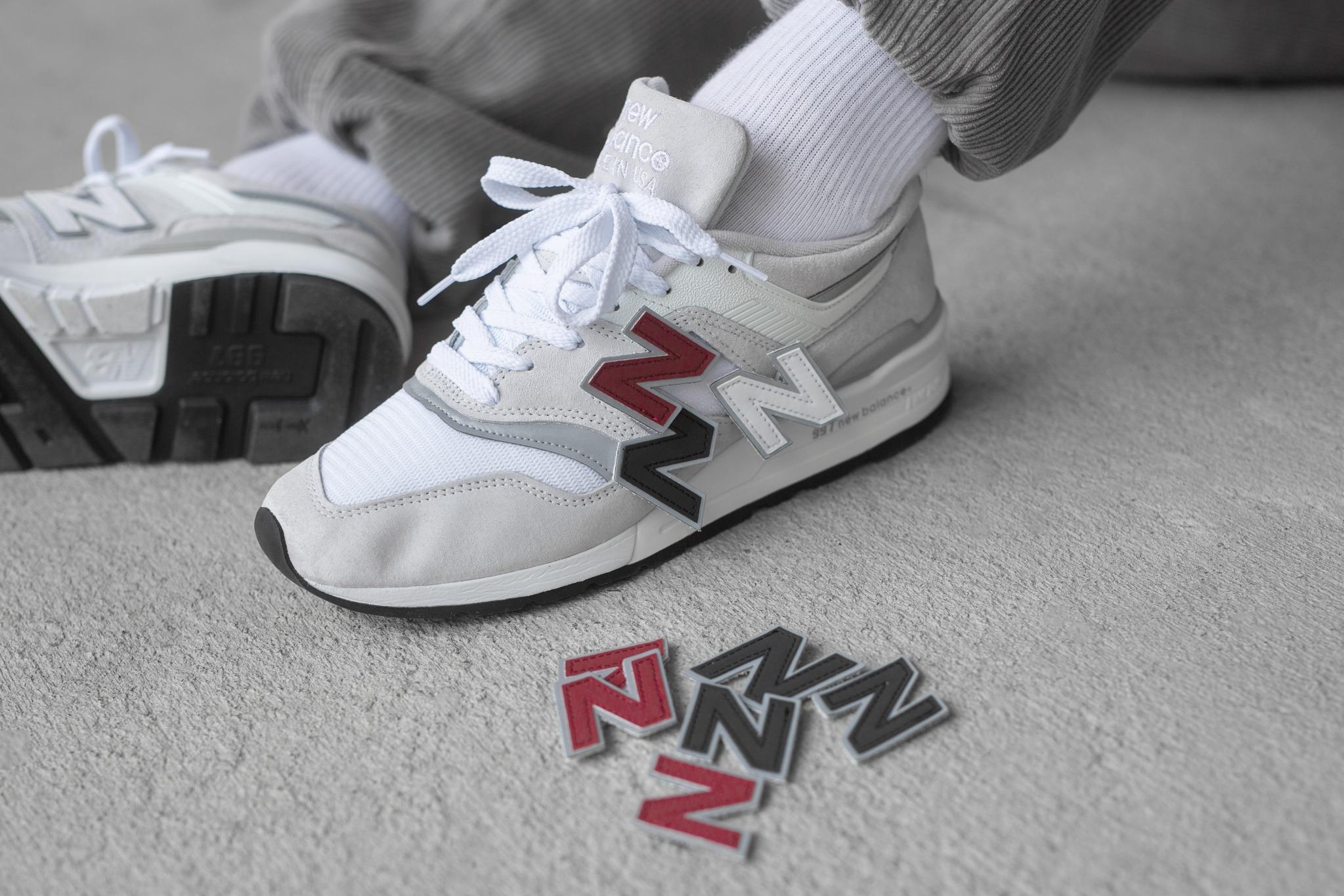 New Balance 997 Drops with Interchangeable N - EUKICKS