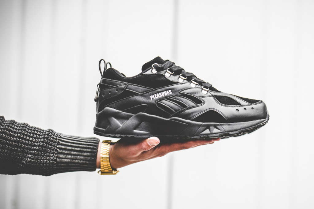 Reebok Aztrek x Pleasures - EUKICKS